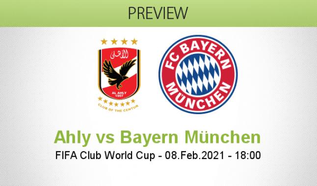 Ahly vs Bayern München