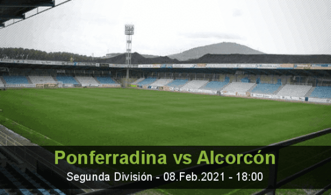 Ponferradina vs Alcorcón