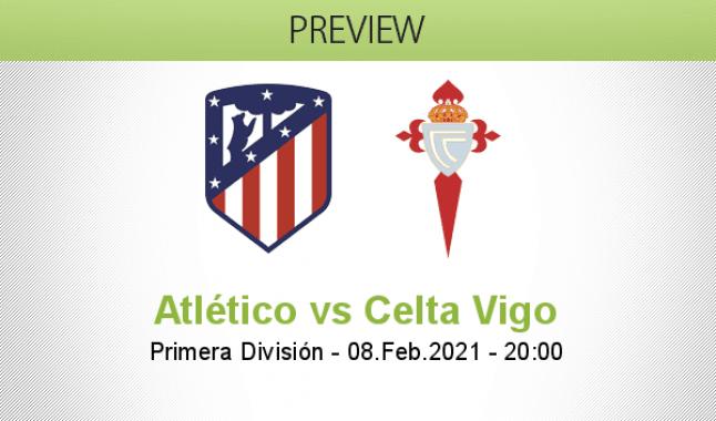 Atlético vs Celta Vigo