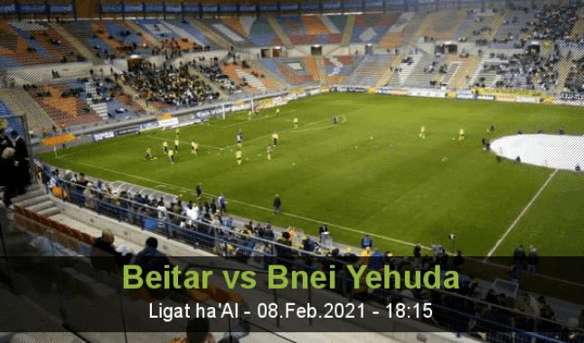 Beitar vs Bnei Yehuda