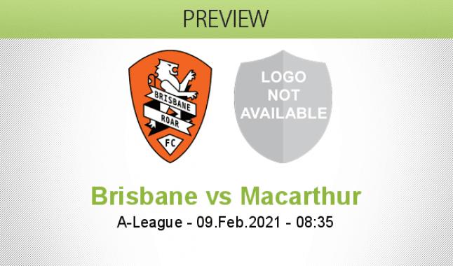 Brisbane vs Macarthur