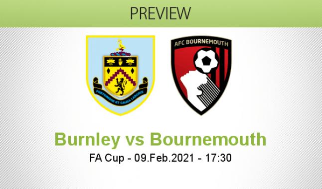 Burnley vs Bournemouth