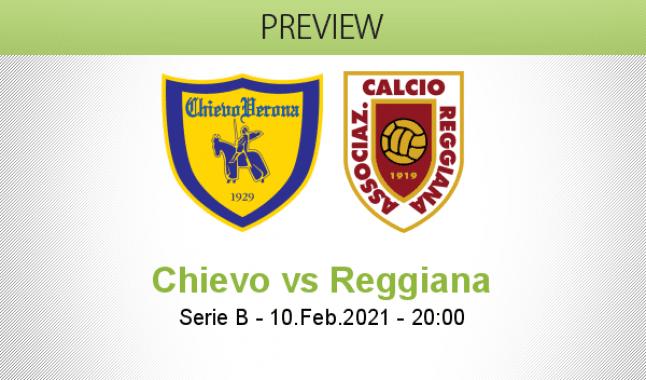 Chievo vs Reggiana