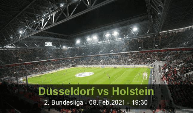 Düsseldorf vs Holstein