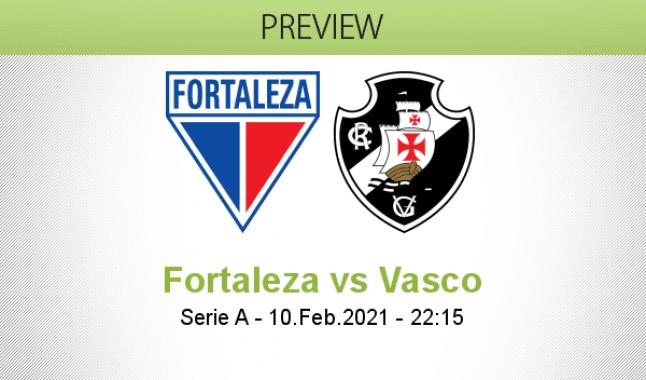 Fortaleza vs Vasco