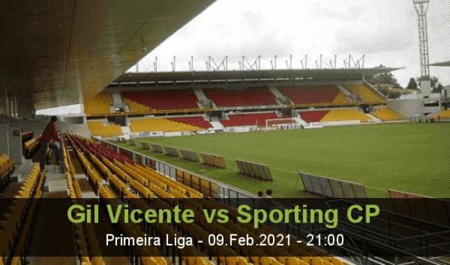 Gil Vicente vs Sporting CP