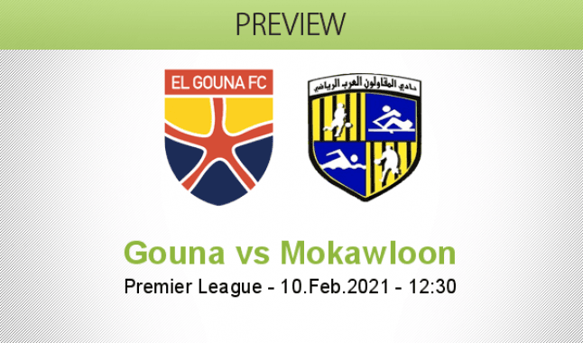 Gouna vs Mokawloon