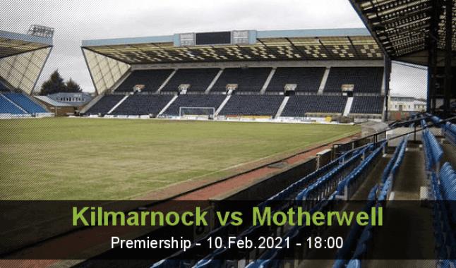 Kilmarnock vs Motherwell