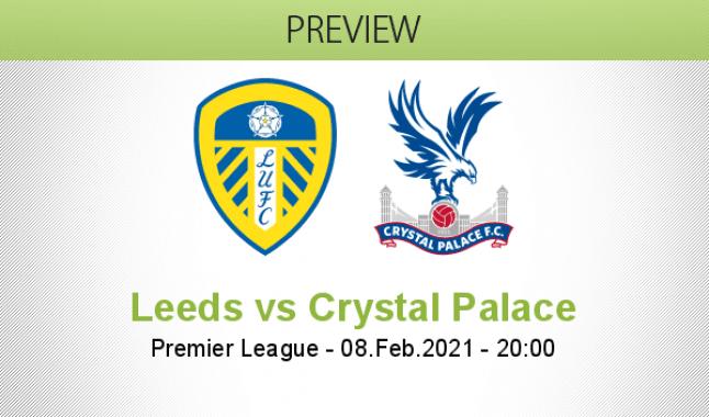 Leeds vs Crystal Palace