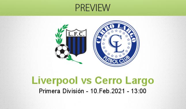 Liverpool vs Cerro Largo