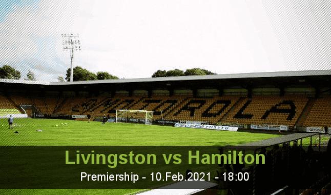 Livingston vs Hamilton