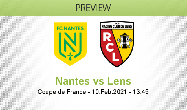 Nantes vs Lens