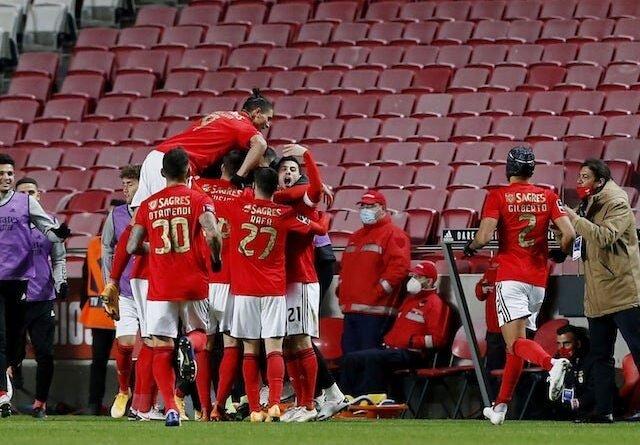 Prediction: Estoril Praia vs Benfica - prognosis, team news, lineups