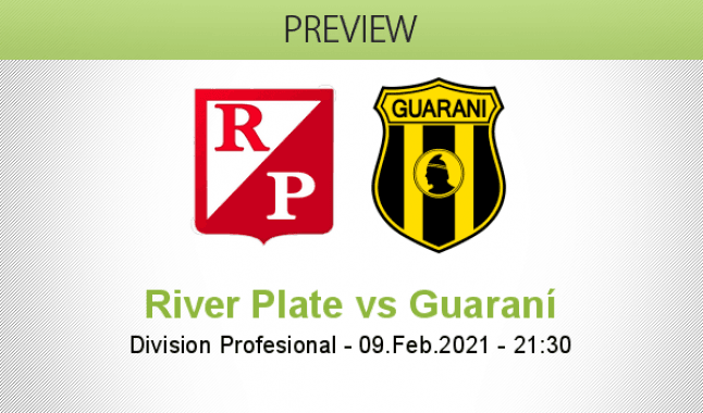 River Plate vs Guaraní