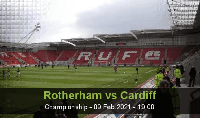 Rotherham vs Cardiff