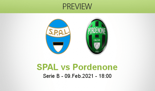 SPAL vs Pordenone