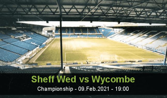 Sheff Wed vs Wycombe