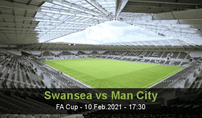 Swansea vs Man City