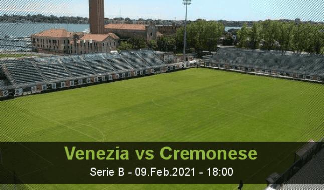 Venezia vs Cremonese