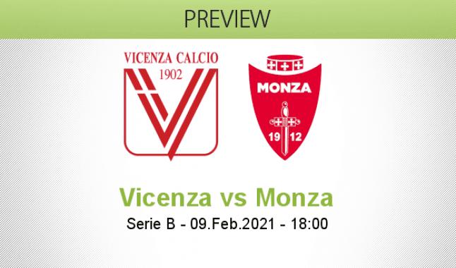 Vicenza vs Monza