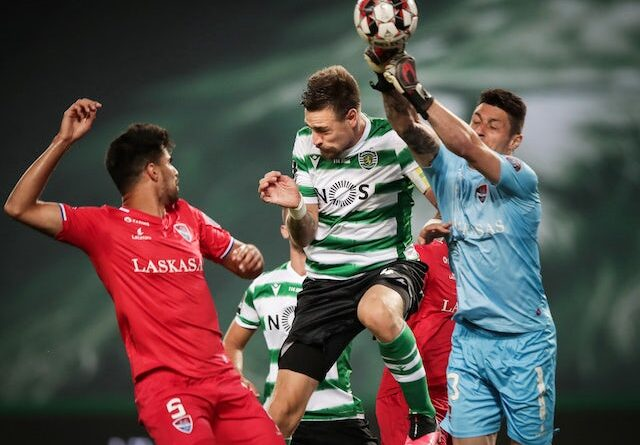 Guess: Gil Vicente x Porto
