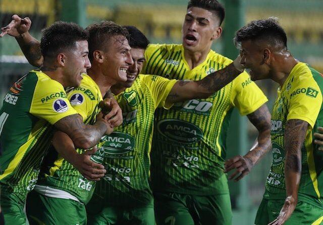 O meio-campista do Palmeiras Gabriel Menino em ação no dia 7 de março de 2021