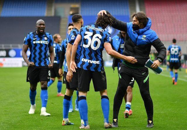 O técnico do Napoli, Gennaro Gattuso, fotografado em 10 de janeiro de 2021