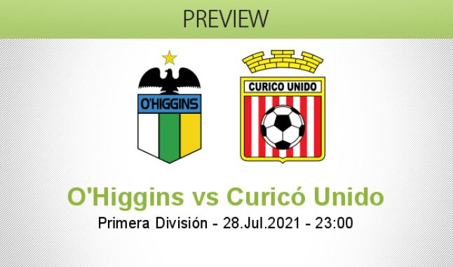 Prediction O Higgins Vs Curico Unido Football Predictions