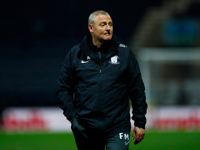 Frankie McAvoy will be in charge of Preston North End in April 2021