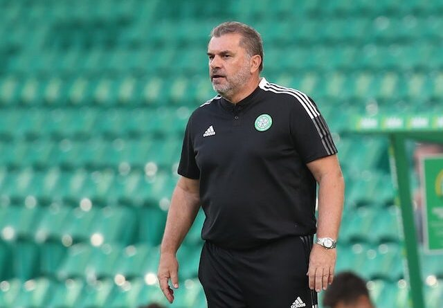 The new Celtic boss Ange Postecoglou pictured on July 20, 2021