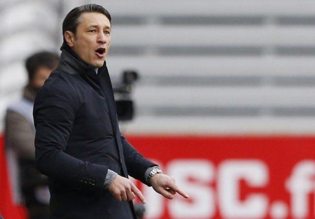 Monaco coach Niko Kovac pictured in December 2020