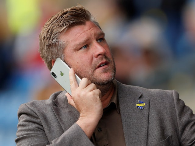 Oxford United manager Karl Robinson is a busy man as of October 2018